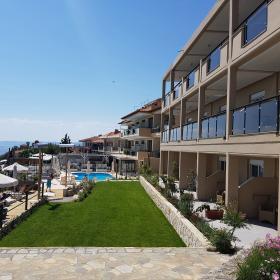 Rigas Hotel _ exterior view